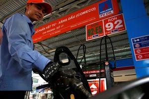 Giá xăng dầu thế giới quay đầu lao dốc
