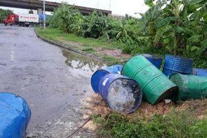 Gian nan phòng chống, xử lý đổ trộm rác thải