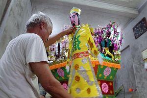 Lạc vào thế giới 'trần sao âm vậy' ở Đông Hồ, Bắc Ninh