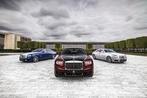 Rolls-Royce Ghost phiên bản đặc biệt với số lượng chỉ 50 xe