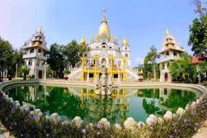 Hai ngôi chùa Việt lọt Top 20 kiến trúc Phật giáo đặc sắc nhất thế giới