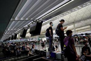 Quân đội Thái Lan sẵn sàng máy bay chở công dân ở Hong Kong về nước