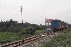 Yên Bái: Tai nạn đường sắt, một người tử vong
