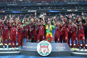Chelsea 4-5 Liverpool (2-2): Frank Lampard tiếp tục ôm hận tại siêu cúp Châu Âu