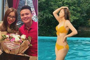 Giữa tin đồn Quang Hải có bạn gái mới, Nhật Lê buồn bã nói 'đời hư ảo'