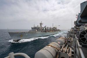 Chỉ huy Iran tuyên bố Mỹ đang 'rút tàu chiến' khỏi Vùng Vịnh?