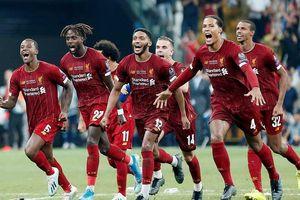 Đánh bại Chelsea, Liverpool giành Siêu cup châu Âu