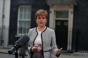 Thủ hiến Scotland tuyên bố không loại trừ lựa chọn nào nhằm ngăn chặn Brexit