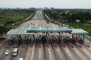 Bộ GTVT yêu cầu hoàn thiện đề án thu phí trở lại tuyến cao tốc TP.HCM – Trung Lương