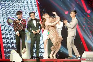 6 dấu ấn vòng Giấu mặt: Hương Giang nhảy vũ đạo thôi miên, Phạm Quỳnh Anh 'lặng người' thương cậu bé tặng bưởi