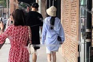 Hưởng trọn tài sản sau ly hôn với Dương Mịch, Lưu Khải Uy vẫn mua sắm quần áo bình dân