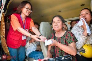 Các điểm tránh nắng nóng miễn phí làm mát lòng người lao động ở Hà Nội