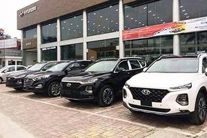 6/10 xe bán chạy nhất Việt Nam là của Toyota và Hyundai