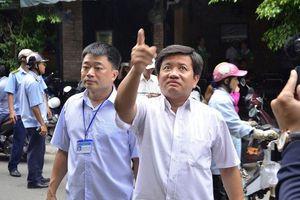 Lãnh đạo TP HCM đề xuất cho ông Đoàn Ngọc Hải nghỉ việc
