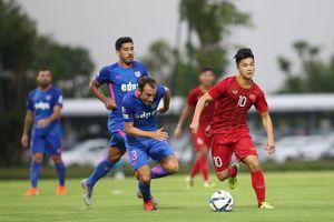 Martin Lo ghi bàn, U22 Việt Nam thắng đội bóng hàng đầu Hong Kong