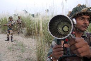 Pakistan - Ấn Độ đọ súng ở biên giới, 8 binh lính thiệt mạng