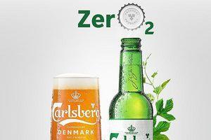 Carlsberg ra mắt nắp chai mới giúp lưu giữ hương vị bia tươi