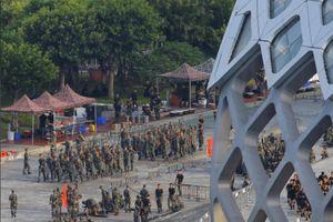 Trung Quốc tuyên bố 'không ngồi xem' biểu tình Hong Kong