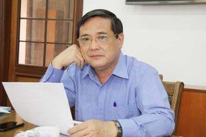 Phó giám đốc Sở NN&PTNT TP.HCM bị cảnh cáo