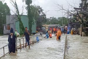 Hơn 200 tin, bài đăng tải thông tin về ngập ở Phú Quốc