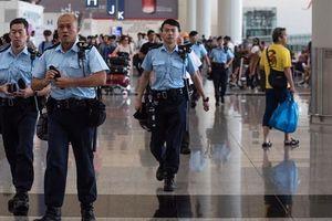 Sự thật biểu tình Hong Kong dưới cái nhìn của cảnh sát