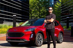 Thiết kế Ford Escape 2020 lấy cảm hứng từ môtô BMW