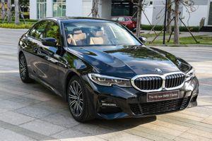 Cận cảnh BMW 330i M Sport vừa cập bến VN, giá 2,38 tỷ đồng