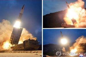 Hàn Quốc thế nào khi Triều Tiên liên tiếp phóng tên lửa?