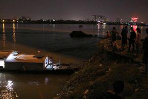 Tìm thấy thi thể thiếu nữ gieo mình xuống sông Hồng tự tử