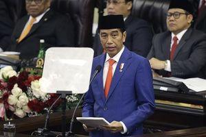 Tổng thống Indonesia chính thức đề xuất kế hoạch dời đô
