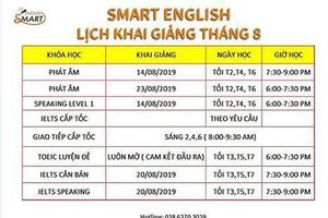 Nhiều cơ sở ngoại ngữ tại Thành phố Hồ Chí Minh dạy không phép