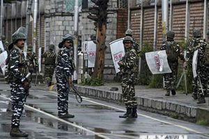 Ấn Độ áp đặt các hạn chế nghiêm ngặt tại thành phố Srinagar
