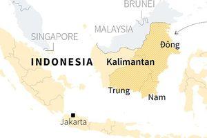 Tổng thống Indonesia trình kế hoạch chuyển thủ đô tới đảo Borneo