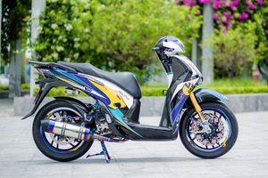Dân chơi Hà Nội chi 600 triệu 'lột xác' Honda SH 150i