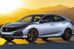 Mãn nhãn ngắm Honda Civic 2020 giá từ 500 triệu đồng vừa ra mắt