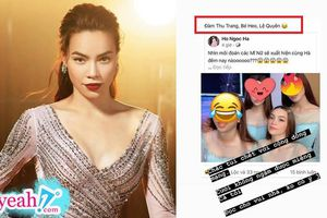 Hồ Ngọc Hà chia sẻ hình ảnh nhắc cả Đàm Thu Trang, Minh Hằng và Lệ Quyên, CĐM hỏi chị có đang 'cà khịa' ai không?