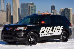 Sử dụng xe tuần tra Ford Explorer Interceptor, cảnh sát Mỹ bị ngộ độc khí hàng loạt