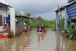 Bí thư Phú Quốc nói về trận ngập lịch sử: Tất cả do mưa quá lớn
