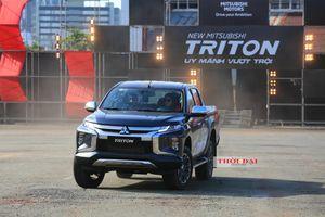 Ưu nhược điểm của xe Mitsubishi Triton cần biết