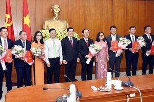 Nhân sự mới ở Bà Rịa - Vũng Tàu, Quảng Bình, Bình Thuận, Vĩnh Phúc