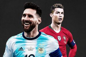 Messi hơn Ronaldo 16 bậc ở top cầu thủ đắt nhất thế giới