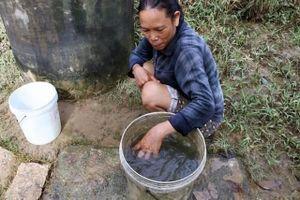 Gần 32.000 hộ dân Nam Trung Bộ đang thiếu nước sinh hoạt