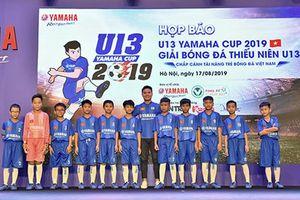 Quang Hải 'truyền lửa' cho cầu thủ trẻ ở U13 Yamaha Cup 2019