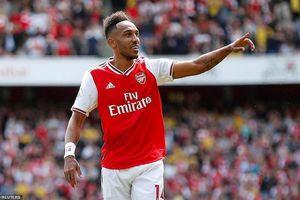 Kết quả vòng 2 Ngoại hạng Anh: Arsenal tạm chiếm ngôi đầu