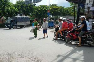 TP HCM: Hai tài xế xe ôm chém nhau trọng thương do tranh giành khách