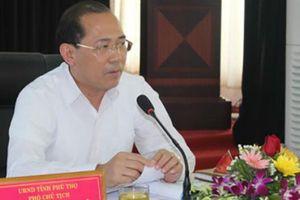 Thủ tướng phê chuẩn miễn nhiệm Phó Chủ tịch UBND tỉnh Phú Thọ