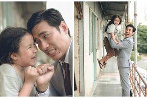 Kiều Minh Tuấn tái xuất màn ảnh sau thời gian ở ẩn với 'Nắng 3: Lời hứa của cha'