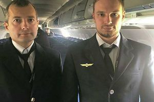 Cơ trưởng cứu máy bay chở hơn 200 người ở Nga chỉ im lặng khi biết tin vui