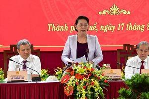 Thừa Thiên - Huế muốn có cơ chế đặc thù để trở thành 'đô thị di sản'
