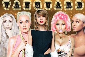 Taylor Swift, Katy Perry, Lady Gaga, Ariana Grande và Nicki Minaj: Cái tên nào xứng đáng kế thừa 'nghệ sĩ tiên phong' của những năm tiếp theo?